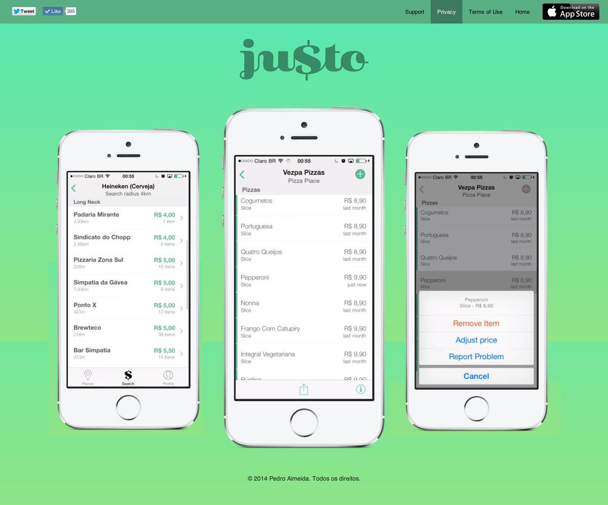 justo-app-homepage-pedro-almeida-primot-font